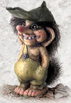 A Troll Named Boorgat  A Short Story by Geoffrey Kennell