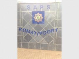 Komatipoort Police Station.