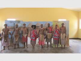 Bonginkosi Makutu, Senzo Mkhabela, Duncan Leane, Thobeka Mabuza, Percy Chibi, Gugulethu Shabangu, Nomfundo Sithole and Penuel Chibi.