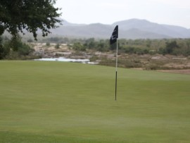 Leopard Creek plays host to the annual Alfred Dunhill Championships. Photo: Carli Koch.