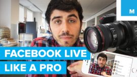 How to Facebook Live Like a Pro
