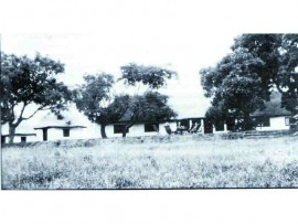 The Sabi River Bungalows in earlier years. This was always a welcome stopover on the way to the Kruger National Park or on the road to the north.