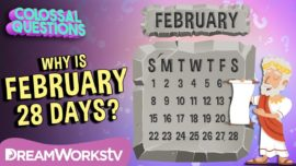 Why Does February Have 28 Days??