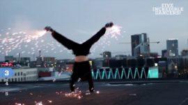 Five Incredible Dancers!