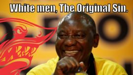 New South African President, Disaster for White Farmers?