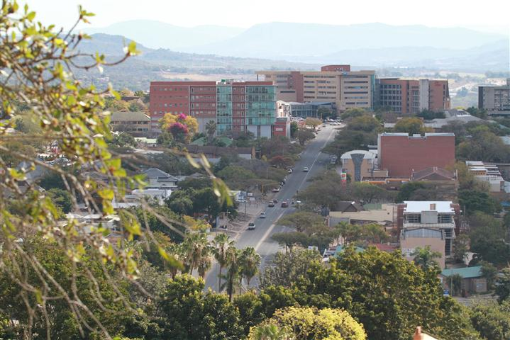Nelspruit Dorp Mbombela