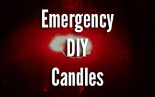 Video: Five ways to make emergency candles | Lowvelder