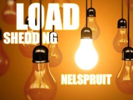 load shedding nelspruit