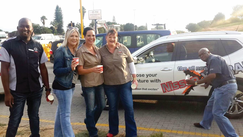 Produkta and wimpy share hot customer service lowvelder for Nissan motor finance customer service