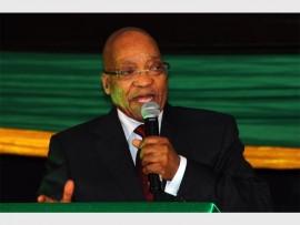 Mr Jacob Zuma.