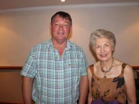 Pieter Wolmarans Ms Anne-Marie Kleynhaus, the headmaster.