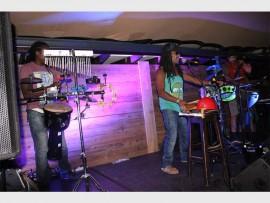 Napalma was at Jock Pub & Grill on Friday.