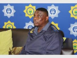 Former provincial police commissioner Lt Gen Mark Magadlela.