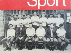 One wonders if any of these brave cricketers are still around here in the Lowveld or at least remembered by some of our readers.