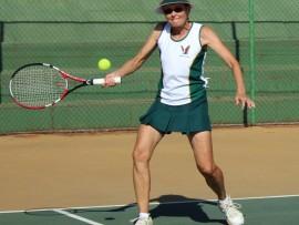 Marie van der Merwe (Mpumalanga 65A team)
