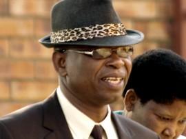 Gen Simon Mapyane. (Image: Buks Viljoen)