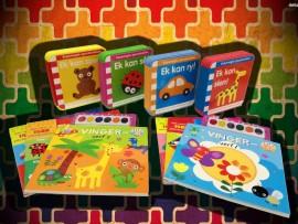 kinder boek kompetisie