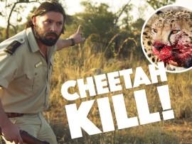 Ryno talks cheetah kill