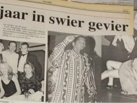 Die Laeveld Skouterrein het  in 1998 50 jaar se skou hou gevier.