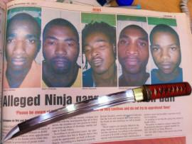 Drie van die vyf verdagtes waaroor in 2011 berig is, is skuldig bevind. Die ander twee is steeds soek.