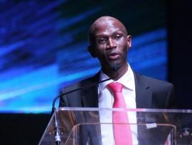 MEC Eric Sikhumbuzo Kholwane.