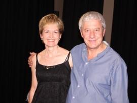 Susan Mouton en Jannie du Toit.