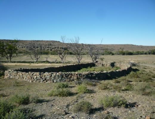 Karoo cultural site Corrals Esna van Zyl (Small)