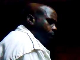 Boet Mashego in court.