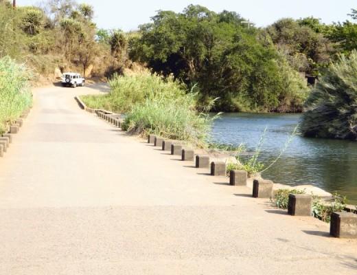 Komati low-water bridge