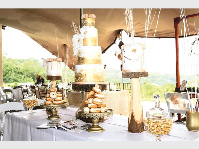 Cakes galore.  Photo: Elma Slabbert / Elma Photography