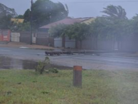 Cyclone Dineo