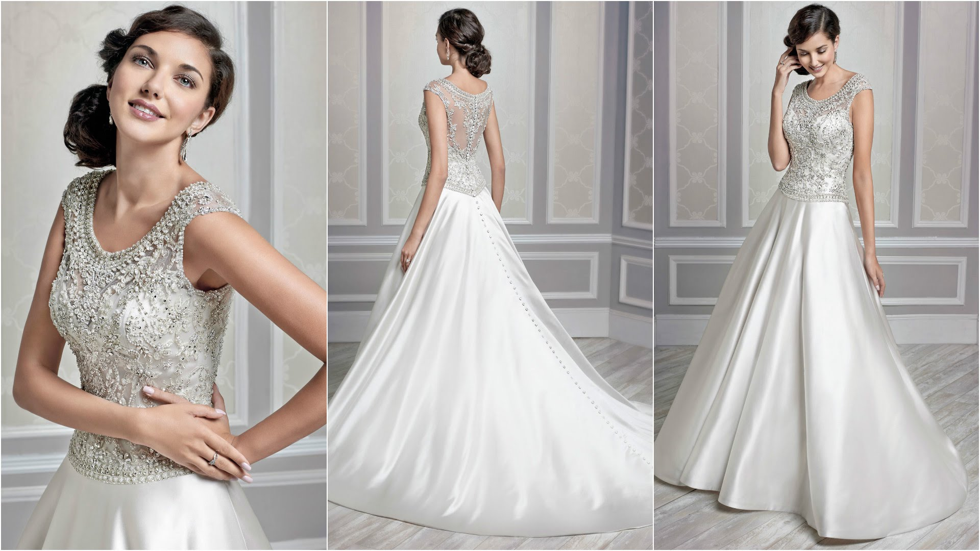 Lovely Wedding Dress Trends for 2017 | Wedding