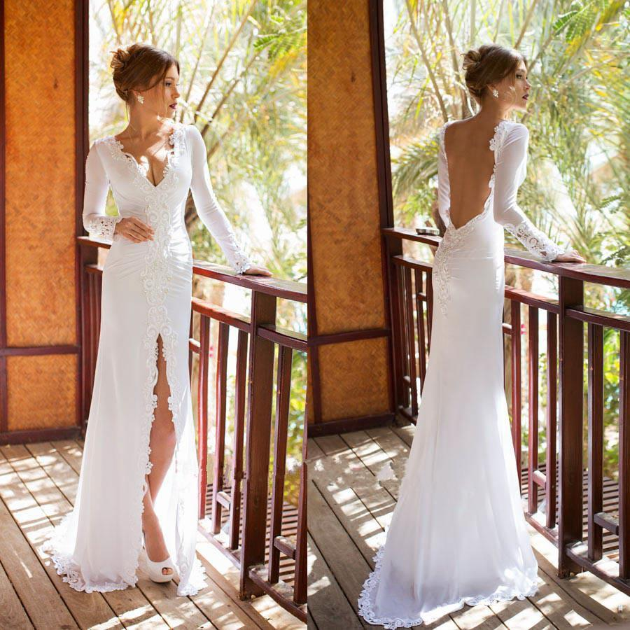 One Thing Is For Sure The Designers Expect 2017 Brides To Be More Brave And Willing Show Skin Result Elegant Perfect Modern