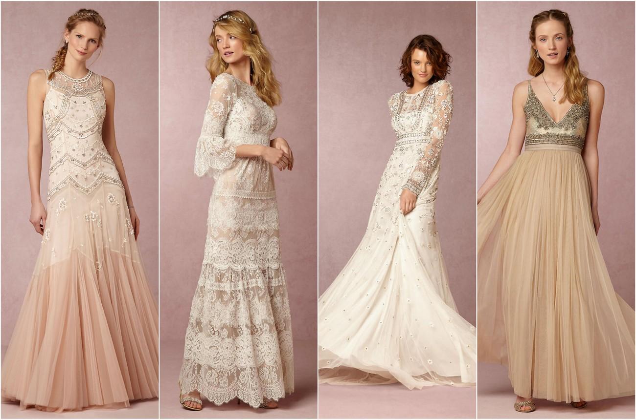 20 Simple Yet Beautiful Wedding Dresses For Modern Brides: Lowveld 'I Do': 2017 Wedding Dress Trends