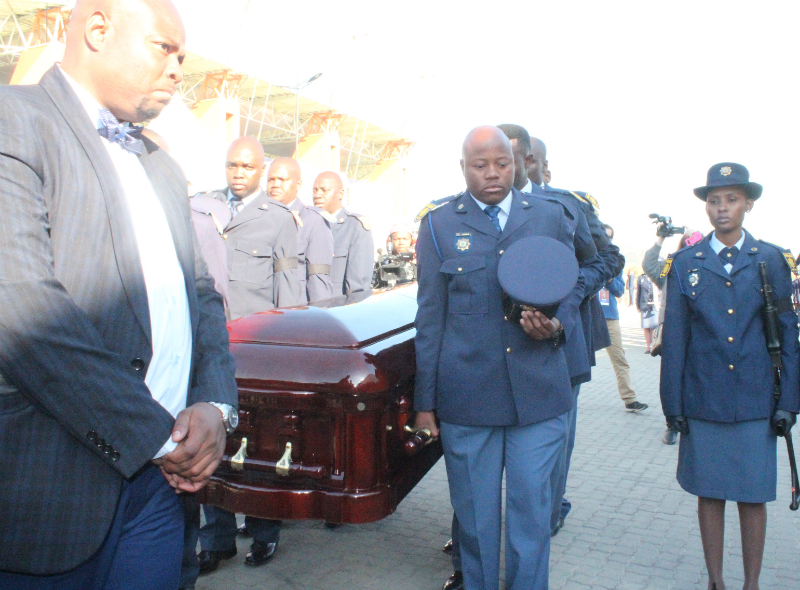 Touching farewell to Phiri - Lowvelder
