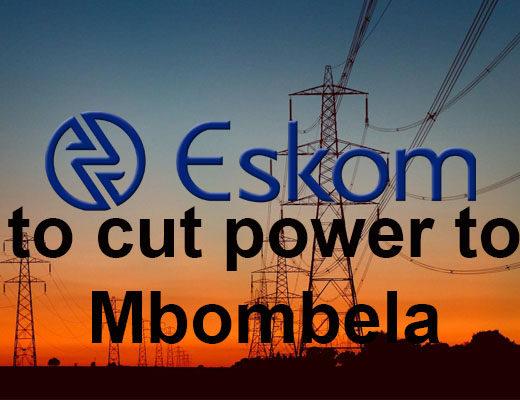Eskom announces plans to cut power to Mbombela | Lowvelder