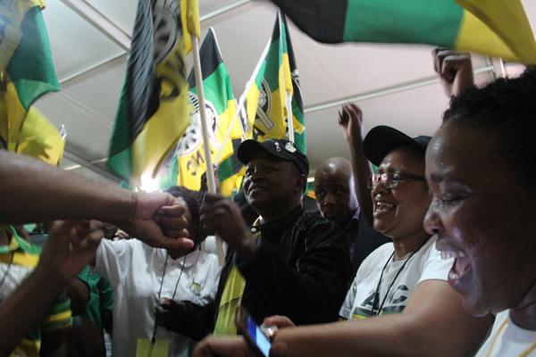 BREAKING NEWS: DD Mabuza is new ANC deputy president ...