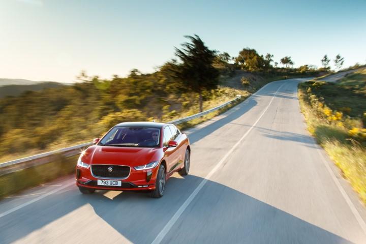Jaguar I-Pace is exhilaratingly electric