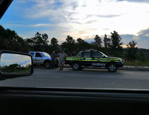 Pedestrian killed in accident on R40 | Lowvelder