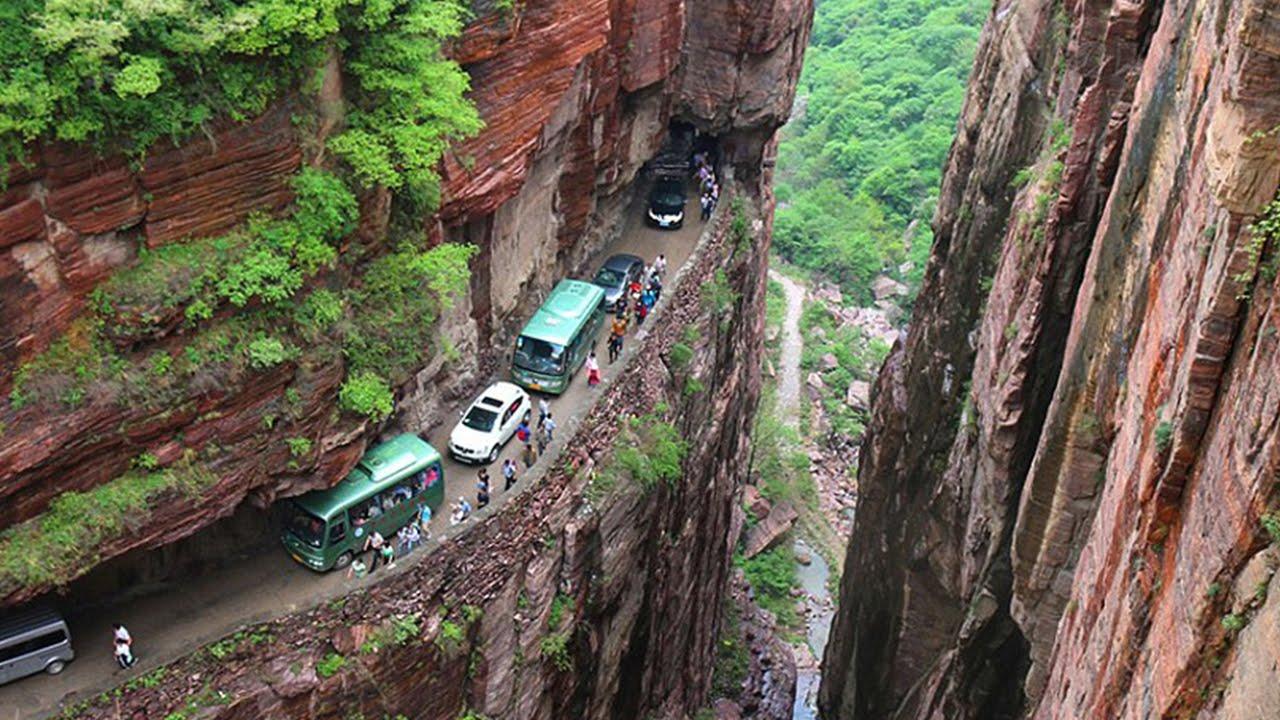 Top 5 Most Dangerous Roads In The World Lowvelder