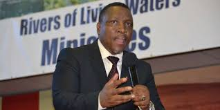 Bishop Zondo Pays Homage To Tata Mpumalanga News