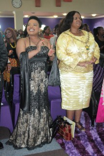 Rebecca Malope Honorary Service At Church On The Hill