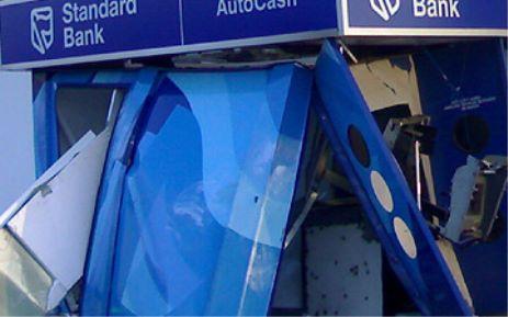 ATM bombing
