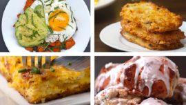 7 Simple Weekend Brunch Recipes