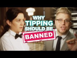 Why tipping should be banned