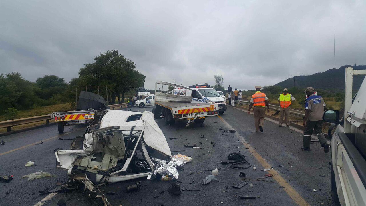 Vehicle bursts into flames | Mpumalanga News