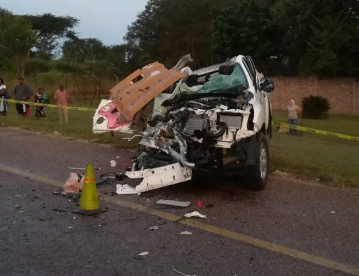 Motorist killed in R40 crash, seven left injured