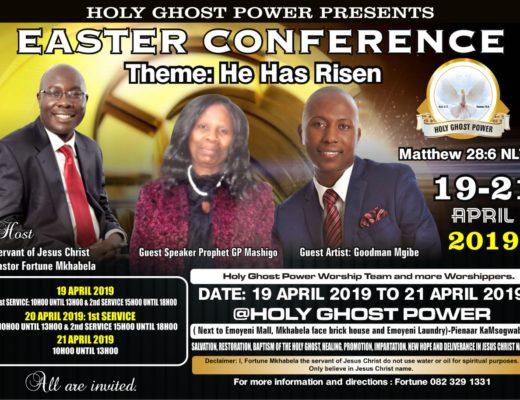 Churches to visit this Easter   Mpumalanga News
