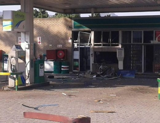 Suspects wanted for bombing petrol station's safe in KaNyamazane