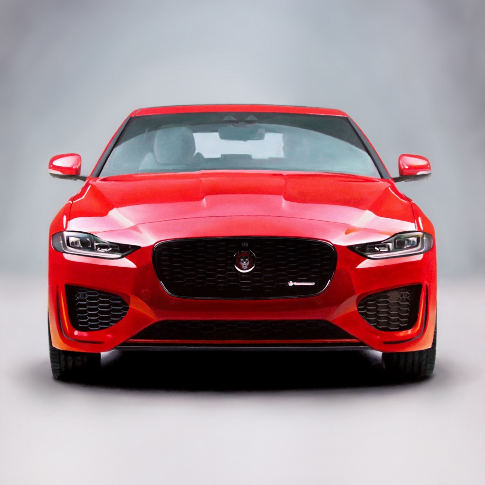 Revealing The XE With Art